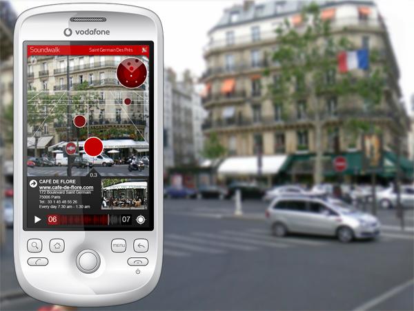Augmented reality mobilná aplikácia