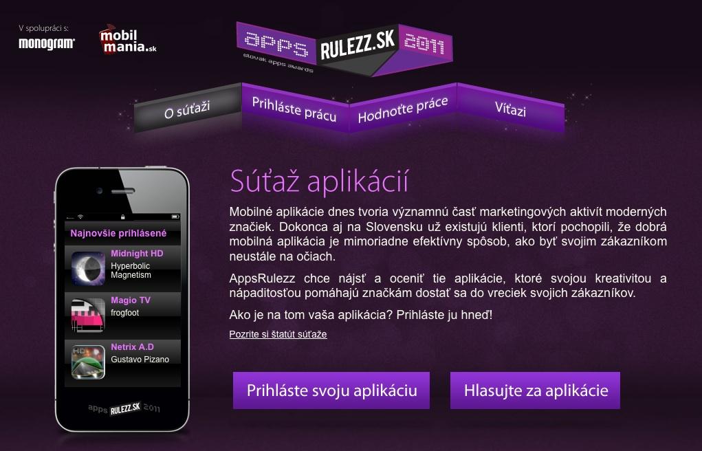 Apps Rulezz 2011