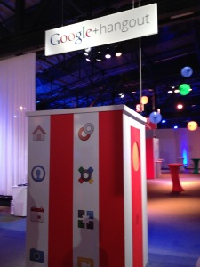 hangout Booth